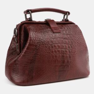 Солидная светло-коричневая женская сумка ATS-4071 232806