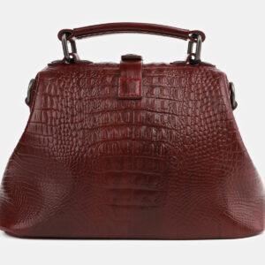 Солидная светло-коричневая женская сумка ATS-4071 232807