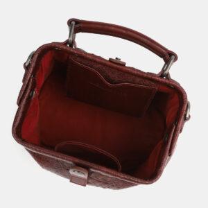 Солидная светло-коричневая женская сумка ATS-4071 232808