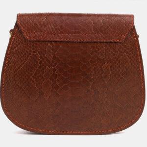 Солидный светло-коричневый женский клатч ATS-4072 232802