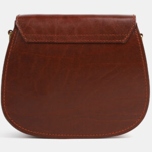 Стильный светло-коричневый женский клатч ATS-4073 232797