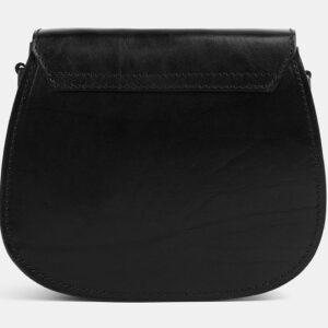 Удобный черный женский клатч ATS-4077 232777