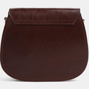 Деловой коричневый женский клатч ATS-4075 232787