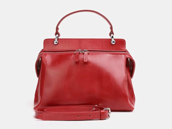 Уникальная красная женская сумка ATS-3764