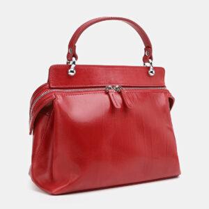 Уникальная красная женская сумка ATS-3764 236504