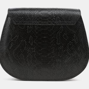 Солидный черный женский клатч ATS-4080 232911