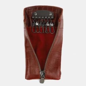 Стильная светло-коричневая ключница ATS-4082 232901