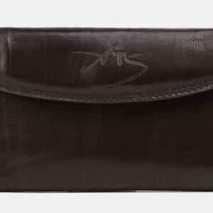Кожаный коричневый кошелек ATS-4081