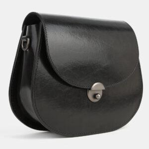 Деловой черный женский клатч ATS-4079 232914