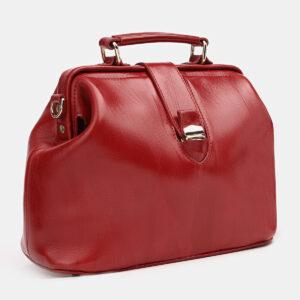 Уникальная красная женская сумка ATS-3807 236356