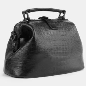 Модная черная женская сумка ATS-4091 232871