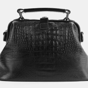 Модная черная женская сумка ATS-4091 232872