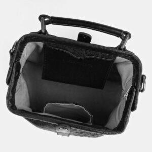 Модная черная женская сумка ATS-4091 232874