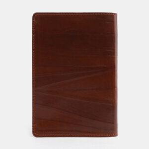 Модная светло-коричневая обложка для паспорта ATS-1704 233029