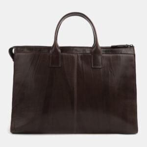 Модный коричневый мужской портфель ATS-4102