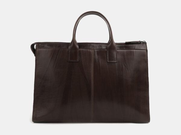 Уникальный коричневый мужской портфель ATS-4102