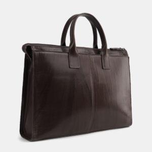 Уникальный коричневый мужской портфель ATS-4102 236286