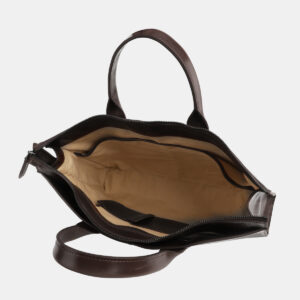 Уникальная коричневая женская сумка ATS-4104 236279