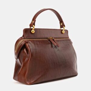 Модная светло-коричневая женская сумка ATS-3520 236524