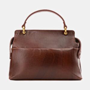 Модная светло-коричневая женская сумка ATS-3520 236525