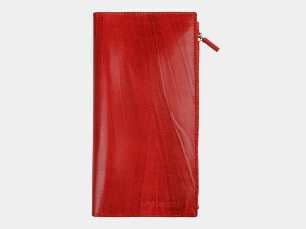 Стильный красный портмоне ATS-1362