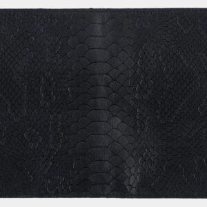 Солидная черная обложка для паспорта ATS-1696 233037