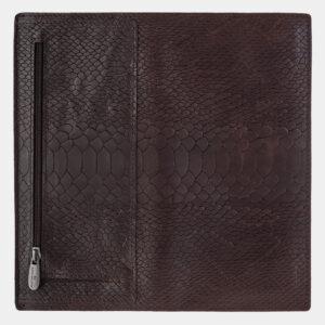 Модный коричневый кошелек ATS-1725 236381