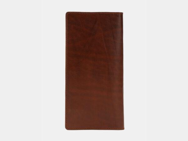 Деловой светло-коричневый портмоне ATS-4107