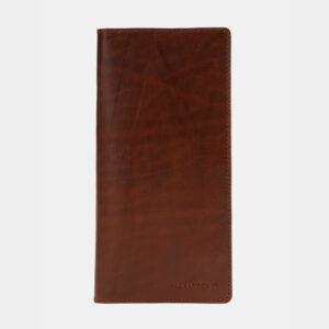 Деловой светло-коричневый портмоне ATS-4107 236264