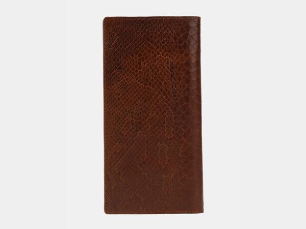 Деловой светло-коричневый портмоне ATS-4109