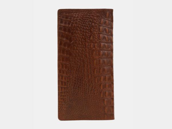 Кожаный светло-коричневый портмоне ATS-4110