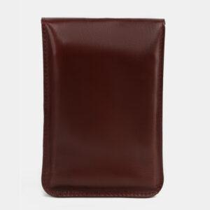 Стильный бордовый женский клатч ATS-4120 236213