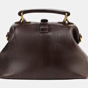 Деловая коричневая сумка с росписью ATS-4124 236500