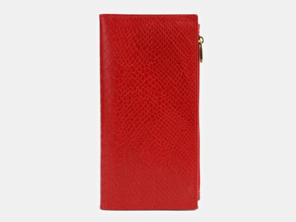 Стильный красный портмоне ATS-4126