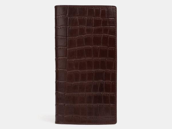 Уникальный коричневый портмоне ATS-4026