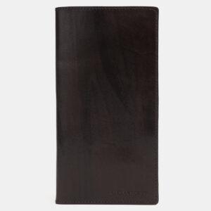 Солидный коричневый портмоне ATS-4028