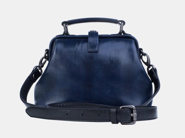 Функциональная синяя женская сумка ATS-3252