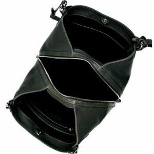 Неповторимая черная женская сумка FBR-2350 235967