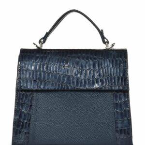 Уникальная синяя женская сумка FBR-1969