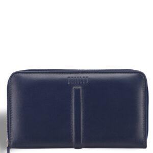 Кожаная синяя мужская сумка для мобильного телефона BRL-19827 234402