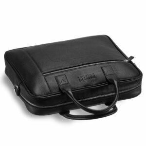 Деловая черная мужская сумка для документов BRL-12997 234159