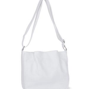 Вместительная белая женская сумка FBR-971 235748