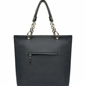 Кожаная синяя женская сумка FBR-1346 233171