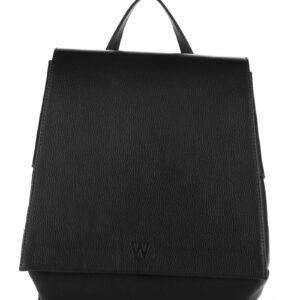 Удобный черный женский рюкзак FBR-1548