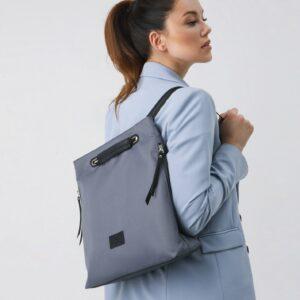 Модная серая женская сумка FBR-2690 236054
