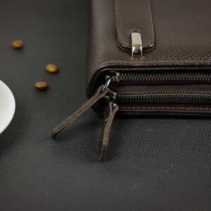 Уникальный коричневый мужской аксессуар BRL-26763 235509