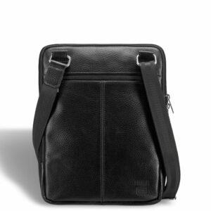 Функциональная черная мужская сумка для документов BRL-12058 234019