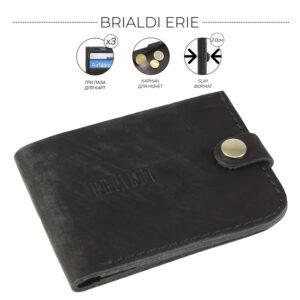 Удобный черный мужской аксессуар BRL-7592