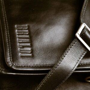 Неповторимая черная мужская сумка BRL-949 233464