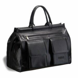 Деловая черная дорожная сумка для командировок BRL-151